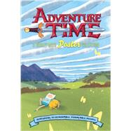 Adventure Time: A Totally Math Poster Collection (Poster Book) by Cartoon Network; Mondo, 9781419711640