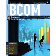 BCOM (with CourseMate Printed Access Card) by Lehman, 9781285431642
