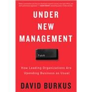 Under New Management by Burkus, David, 9781328781642