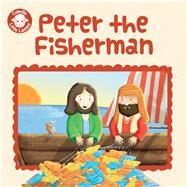 Peter the Fisherman by Williamson, Karen; Conner, Sarah, 9781781281642