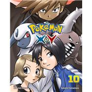 Pokemon X-Y 10 by Kusaka, Hidenori; Yamamoto, Satoshi, 9781421591643