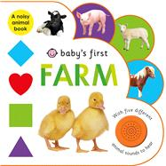 Baby's First Sound Book: Farm by Priddy, Roger, 9780312521646