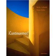 Continuemos! by Jarvis, Ana; Lebredo, Raquel; Mena-Ayllon, Francisco, 9781111831646