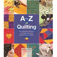 A-Z of Quilting by Bumpkin, Country, 9781782211648