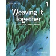 Weaving It Together 1 0 by Broukal, Milada, 9781305251649