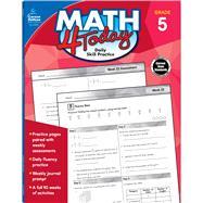 Math 4 Today, Grade 5 by Carson-Dellosa Publishing Company, Inc., 9781483841649