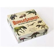 Bingosaurus The Ultimate Dinosaur Bingo Game! by Unknown, 9781783121649