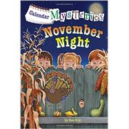 Calendar Mysteries #11: November Night by ROY, RONGURNEY, JOHN STEVEN, 9780385371650