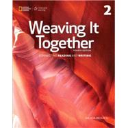 Weaving It Together 2 0 by Broukal, Milada, 9781305251656