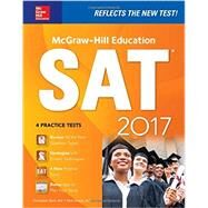 McGraw-Hill Education SAT 2017 Edition by Black, Christopher; Anestis, Mark, 9781259641657