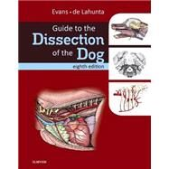 Guide to the Dissection of the Dog by Evans, Howard E., 9780323391658