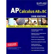 Kaplan AP Calculus AB & BC, 2008 Edition by Tamara Lefcourt Ruby; James Sellers; Lisa Korf; Jeremy Van Horn; Mike Munn, 9781419551659