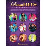 Disney Hits for Piano Solo by Hal Leonard Corp., 9781480391659