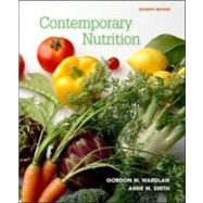 Contemporary Nutrition by Wardlaw, Gordon M., 9780077211660