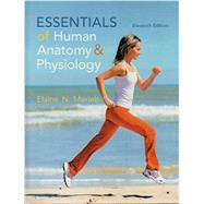 Essentials of Human Anatomy and Physiology 11th Edition by Marieb, 9780133481662