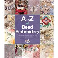 A-Z of Bead Embroidery by Bumpkin, Country, 9781782211662