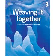 Weaving It Together 3 0 by Broukal, Milada, 9781305251663