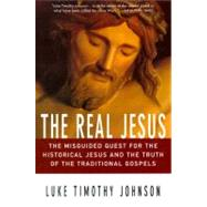 The Real Jesus by Johnson, Luke Timothy, 9780060641665