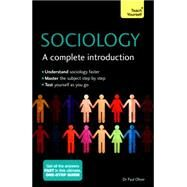 Sociology: A Complete Introduction by Oliver, Paul, 9781473611665