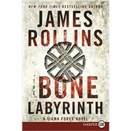The Bone Labyrinth by Rollins, James, 9780062381668