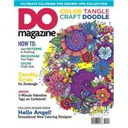Color, Tangle, Craft, Doodle by Do Magazine, 9781497201668