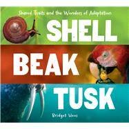Shell, Beak, Tusk by Heos, Bridget, 9780544811669