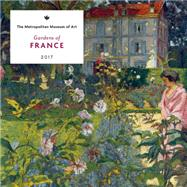 Gardens of France 2017 Mini Wall Calendar by Metropolitan Museum of Art, The, 9781419721670