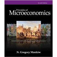 Principles of Microeconomics by Mankiw, N. Gregory, 9781305081673