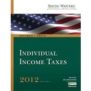 Individual Income Taxes 2012 PKG by Hoffman, William, 9781111221676