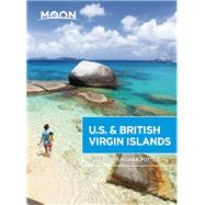 Moon U.S. & British Virgin Islands by Henighan Potter, Susanna, 9781631211676