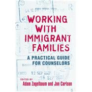 Working With Immigrant Families: A Practical Guide for Counselors by Zagelbaum,Adam, 9781138881679