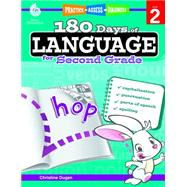 180 Days of Language for Second Grade by Dugan, Christine, 9781425811679