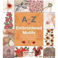 A-Z of Embroidered Motifs by Bumpkin, Country, 9781782211679
