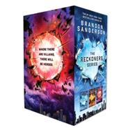 The Reckoners Series by Sanderson, Brandon, 9780399551680