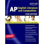 Kaplan AP English Literature and Composition, 2008 by Denise Pivarnik-Nova, 9781419551680
