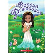 Rescue Princesses #12: The Golden Shell by Harrison, Paula, 9780545661683