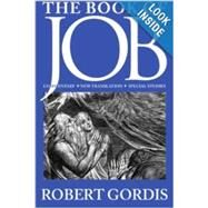 The Book of Job by Robert Gordis, 9780873341684