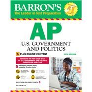 Barron's Ap U.s. Government and Politics by Lader, Curt, 9781438011684