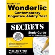 Secrets of the Wonderlic Contemporary Cognitive Ability Test Secrets by Mometrix Media LLC, 9781627331685