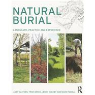 Natural Burial: Landscape, Practice and Experience by Clayden; Andy, 9780415631686