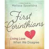 First Corinthians by Spoelstra, Melissa, 9781501801686