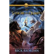 La Sangre del Olimpo (Blood of Olympus) by RIORDAN, RICK, 9780804171687