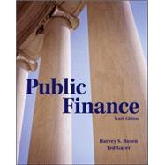 Public Finance by Rosen, Harvey; Gayer, Ted, 9780078021688