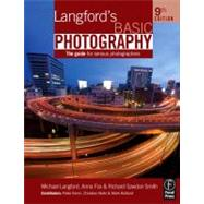 Langford's Basic Photography: The Guide for Serious Photographers by Langford; Michael, 9780240521688