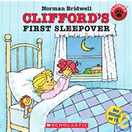 Clifford's First Sleepover by Bridwell, Norman, 9780756951689