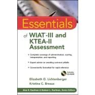Essentials of WIAT-III and KTEA-II Assessment by Lichtenberger, Elizabeth O.; Breaux, Kristina C., 9780470551691