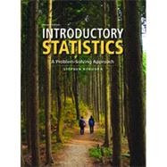 Introductory Statistics A Problem Solving Approach by Kokoska, Stephen, 9781464111693