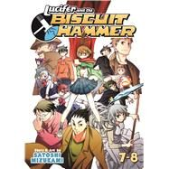 Lucifer and the Biscuit Hammer Vol. 7-8 by Mizukami, Satoshi, 9781626921696