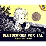 Blueberries for Sal by McCloskey, Robert, 9780140501698