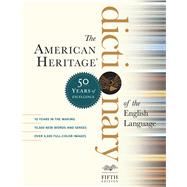 The American Heritage Dictionary of the English Language by American Heritage Publishing Company, 9781328841698